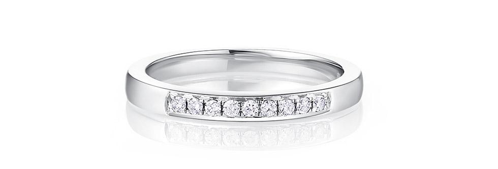 求婚为什么要戒指