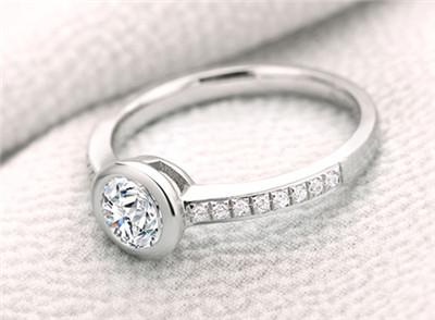 DR真爱戒指贵吗?