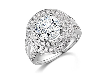 求婚买多大的钻戒合适?