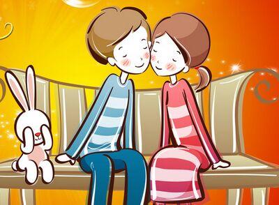 情人节快乐用英语怎么说