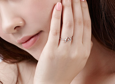 戒指手寸测量方法