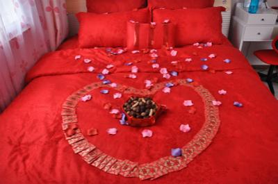 气球装饰结婚_结婚新房布置图片