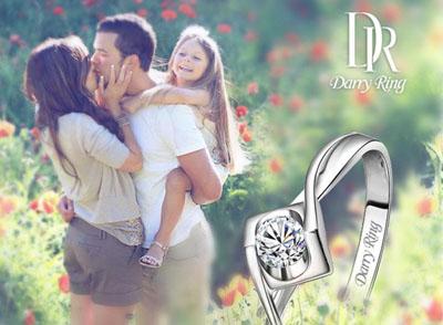 戴瑞珠宝婚戒