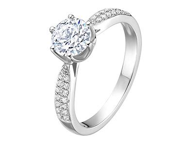 钻石二克拉价位 钻戒二克拉多少钱