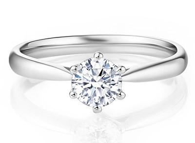 Darry Ring70分求婚钻戒价格多少钱 70分钻戒图片款式