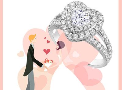 令女性感动的浪漫求婚词 让她答应求婚浪漫一生