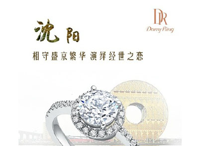 戴瑞珠宝Darry Ring沈阳店铺地址在哪