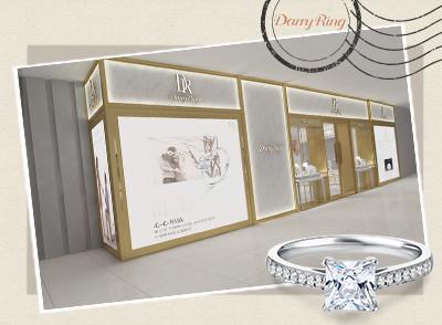 沈阳哪里有卖戴瑞珠宝Darry Ring钻戒
