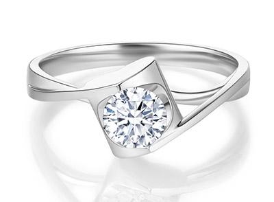 DR的戒指3000-4000的价位有吗?