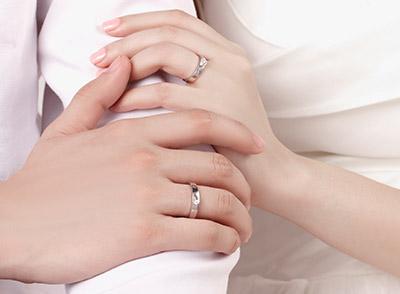 结婚怎么戴戒指