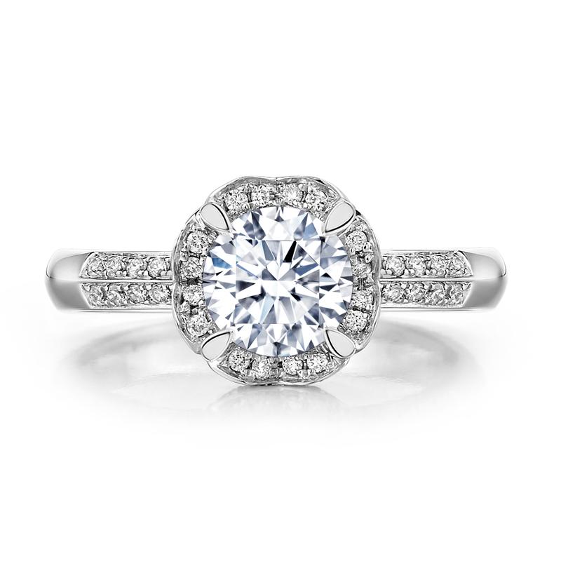 经典款FOREVER 系列求婚戒指